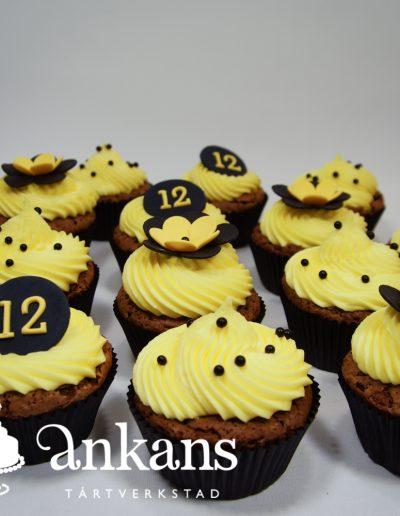AIK-cupcakes