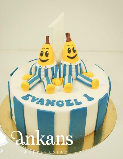 Bananer-i-pyjamas-tarta