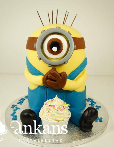 Minion-tarta