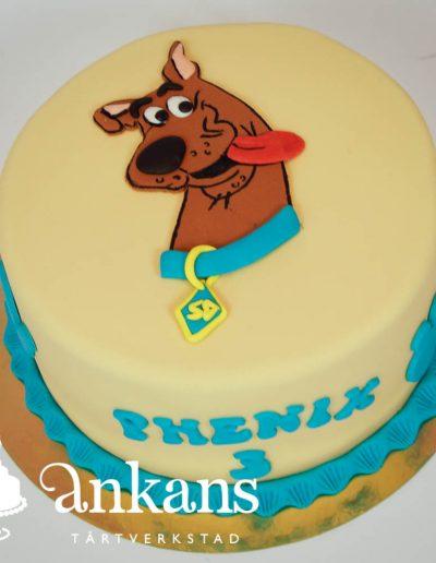 ScoobyDoo-tarta