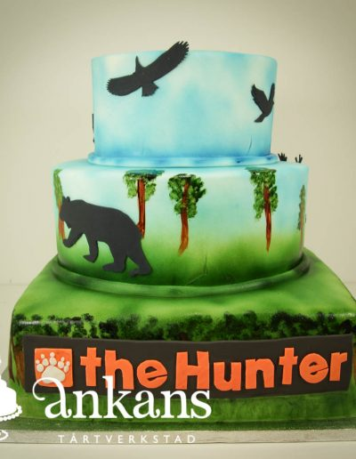 The-Hunter-Cake