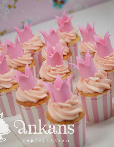 Cupcakes-med-krona