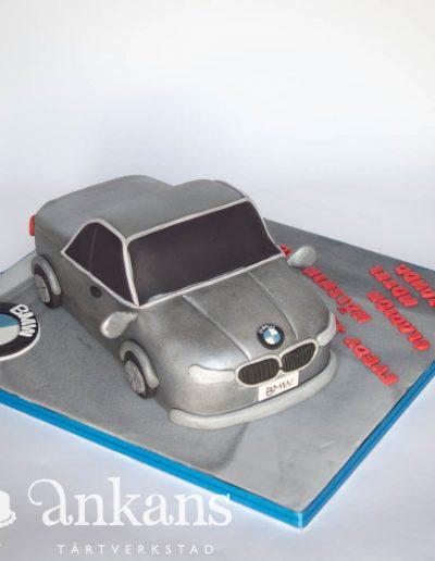 BMW-tårta