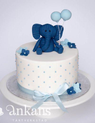 babyshower-med-blå-elefant